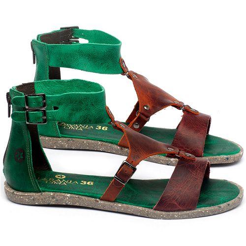 Laranja_Lima_Shoes_Sapatos_Femininos_Sandalia_Rasteira_Flat_em_Couro_Multicolor_-_Codigo_-_137316_1