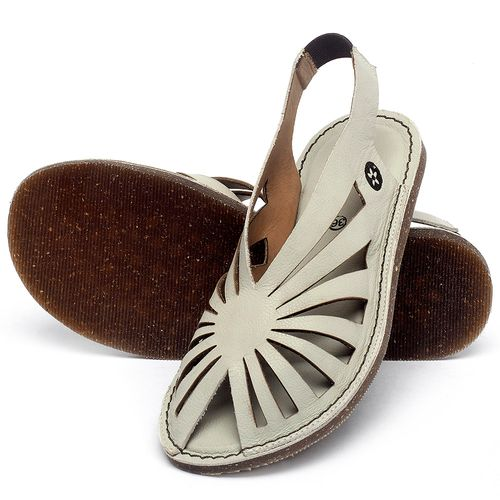 Laranja_Lima_Shoes_Sapatos_Femininos_Sandalia_Rasteira_Flat_em_Couro_Off-White_-_Codigo_-_141152_2