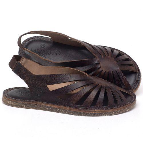 Laranja_Lima_Shoes_Sapatos_Femininos_Sandalia_Rasteira_Flat_em_Couro_Marrom_-_Codigo_-_141152_1