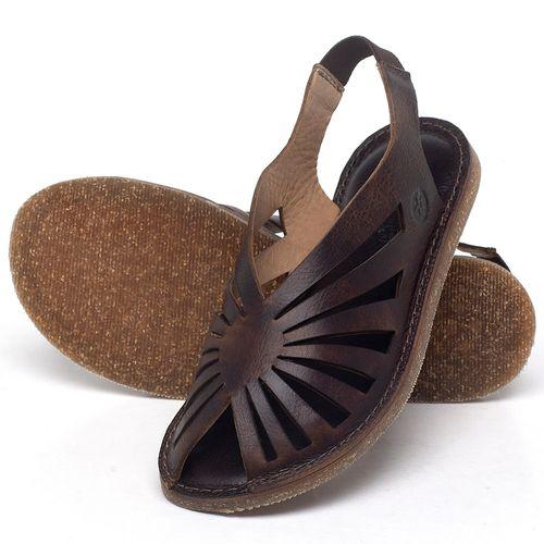 Laranja_Lima_Shoes_Sapatos_Femininos_Sandalia_Rasteira_Flat_em_Couro_Marrom_-_Codigo_-_141152_2