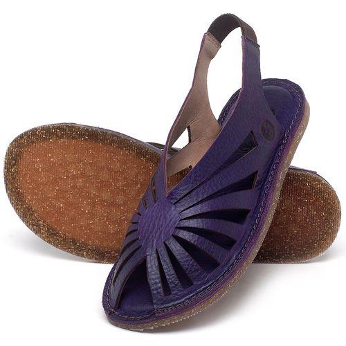 Laranja_Lima_Shoes_Sapatos_Femininos_Sandalia_Rasteira_Flat_em_Couro_Roxo_-_Codigo_-_141152_2