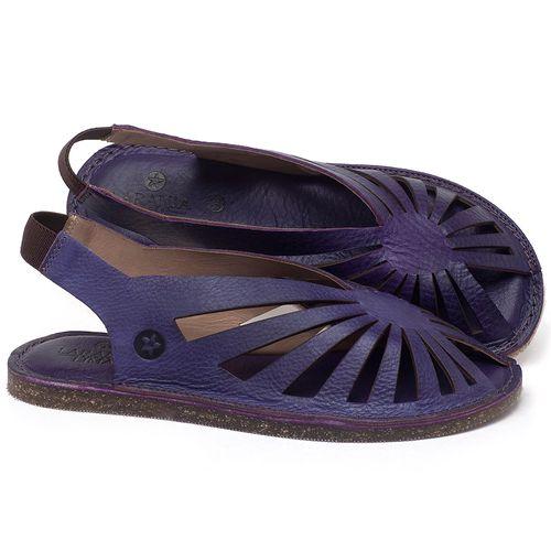 Laranja_Lima_Shoes_Sapatos_Femininos_Sandalia_Rasteira_Flat_em_Couro_Roxo_-_Codigo_-_141152_1
