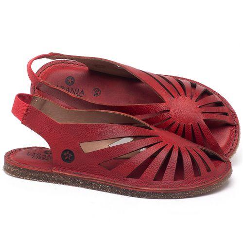 Laranja_Lima_Shoes_Sapatos_Femininos_Sandalia_Rasteira_Flat_em_Couro_Vermelho_-_Codigo_-_141152_1