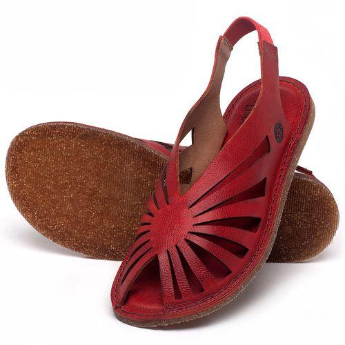 Laranja_Lima_Shoes_Sapatos_Femininos_Sandalia_Rasteira_Flat_em_Couro_Vermelho_-_Codigo_-_141152_2