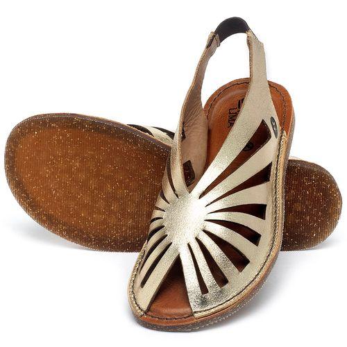 Laranja_Lima_Shoes_Sapatos_Femininos_Sandalia_Rasteira_Flat_em_Couro_Metalizado_-_Codigo_-_141152_2