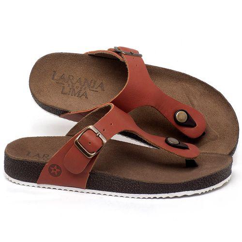 Laranja_Lima_Shoes_Sapatos_Femininos_Sandalia_Rasteira_Flat_em_Couro_Laranja_-_Codigo_-_148033_1