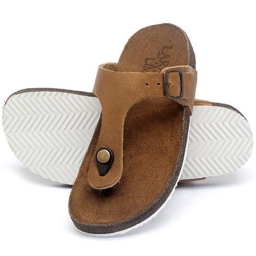 Laranja_Lima_Shoes_Sapatos_Femininos_Sandalia_Rasteira_Flat_em_Couro_Caramelo_-_Codigo_-_148033_2