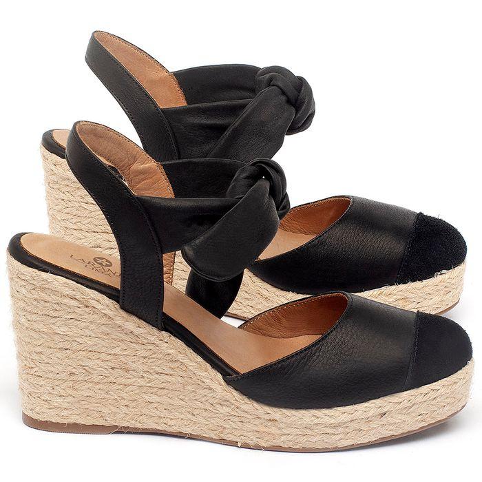 Laranja_Lima_Shoes_Sapatos_Femininos_Ana_Bela_Corda_Salto_de_9_cm_em_Couro_Preto_-_Codigo_-_9490_1