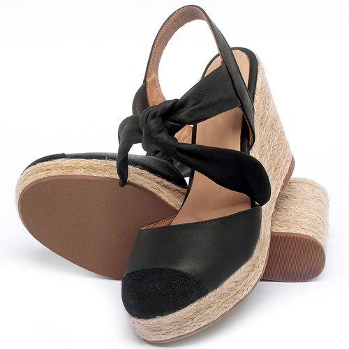 Laranja_Lima_Shoes_Sapatos_Femininos_Ana_Bela_Corda_Salto_de_9_cm_em_Couro_Preto_-_Codigo_-_9490_2