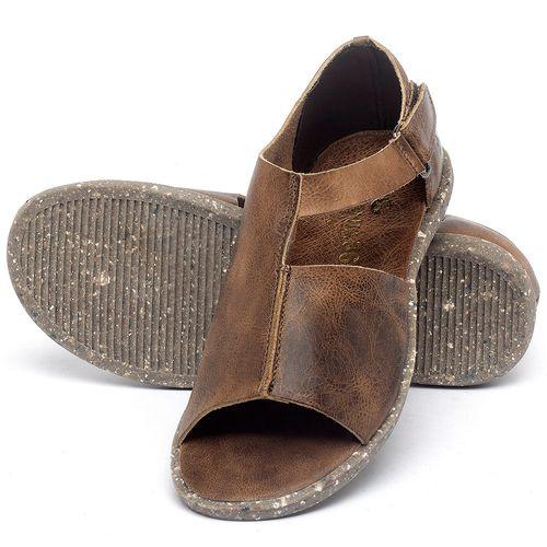 Laranja_Lima_Shoes_Sapatos_Femininos_Sandalia_Rasteira_Flat_em_Couro_Marrom_-_Codigo_-_137310_2