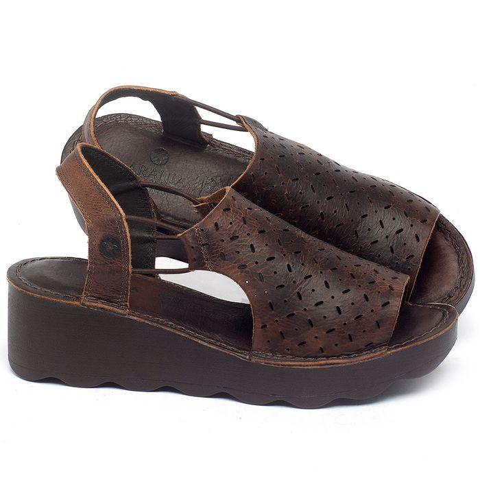 Laranja_Lima_Shoes_Sapatos_Femininos_Ana_Bela_Tratorada_Salto_de_5_cm_em_Couro_Marrom_-_Codigo_-_141038_1