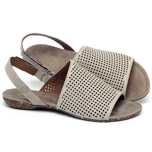 Laranja_Lima_Shoes_Sapatos_Femininos_Sandalia_Rasteira_Flat_em_Couro_Off-White_-_Codigo_-_148031_1