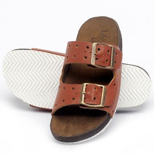 Laranja_Lima_Shoes_Sapatos_Femininos_Sandalia_Rasteira_Flat_em_Couro_Laranja_-_Codigo_-_148032_2