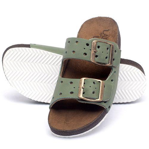 Laranja_Lima_Shoes_Sapatos_Femininos_Sandalia_Rasteira_Flat_em_Couro_Verde_-_Codigo_-_148032_2