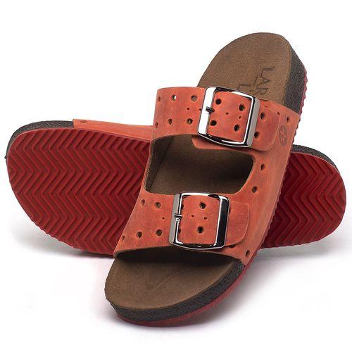 Laranja_Lima_Shoes_Sapatos_Femininos_Sandalia_Rasteira_Flat_em_Couro_Vermelho_-_Codigo_-_148032_2