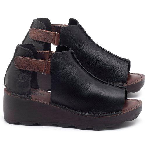 Laranja_Lima_Shoes_Sapatos_Femininos_Ana_Bela_Tratorada_Salto_de_Frente_2_cm_e_Atras_5_cm_em_Couro_Preto_-_Codigo_-_141007_1
