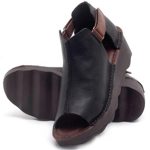 Laranja_Lima_Shoes_Sapatos_Femininos_Ana_Bela_Tratorada_Salto_de_Frente_2_cm_e_Atras_5_cm_em_Couro_Preto_-_Codigo_-_141007_2