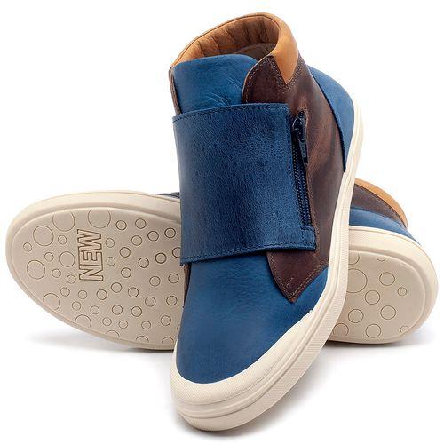 Laranja_Lima_Shoes_Sapatos_Femininos_Tenis_Cano_Alto_em_Couro_Azul_-_Codigo_-_56090_2