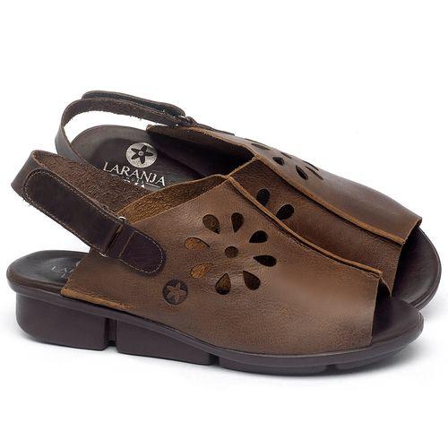 Laranja_Lima_Shoes_Sapatos_Femininos_Sandalia_Rasteira_Flat_em_Couro_Caramelo_-_Codigo_-_136098_1