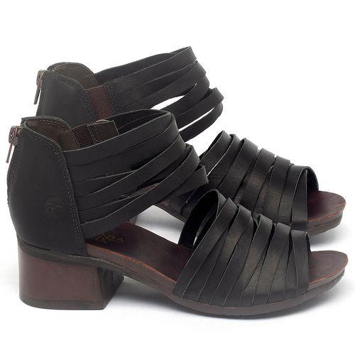 Laranja_Lima_Shoes_Sapatos_Femininos_Sandalia_Laranja_Lima_Shoes_Boho_em_Couro_Preto_-_Codigo_-_137118_1