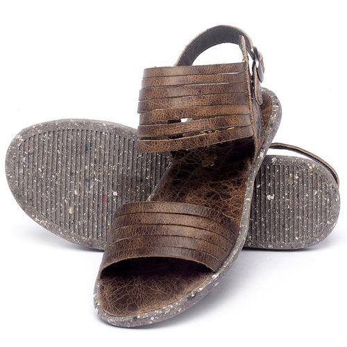 Laranja_Lima_Shoes_Sapatos_Femininos_Sandalia_Rasteira_Flat_em_Couro_Marrom_-_Codigo_-_137309_2