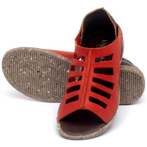 Laranja_Lima_Shoes_Sapatos_Femininos_Sandalia_Rasteira_Flat_em_Couro_Vermelho_-_Codigo_-_137313_2
