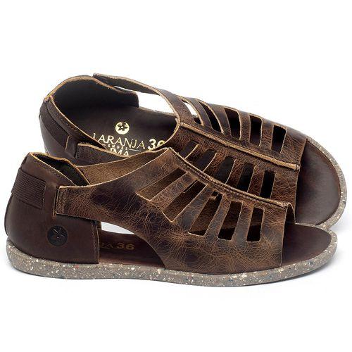 Laranja_Lima_Shoes_Sapatos_Femininos_Sandalia_Rasteira_Flat_em_Couro_Marrom_-_Codigo_-_137313_1