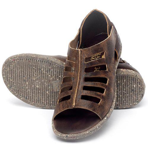 Laranja_Lima_Shoes_Sapatos_Femininos_Sandalia_Rasteira_Flat_em_Couro_Marrom_-_Codigo_-_137313_2