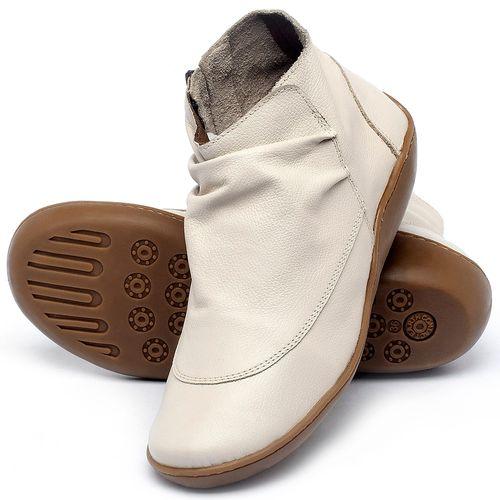 Laranja_Lima_Shoes_Sapatos_Femininos_Flat_Boot_em_Couro_Off-White_-_Codigo_-_139037_2