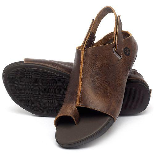 Laranja_Lima_Shoes_Sapatos_Femininos_Sandalia_Rasteira_Flat_em_Couro_Marrom_-_Codigo_-_137305_2