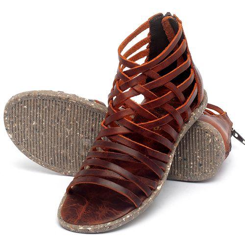 Laranja_Lima_Shoes_Sapatos_Femininos_Sandalia_Rasteira_Flat_em_Couro_Laranja_-_Codigo_-_137307_2