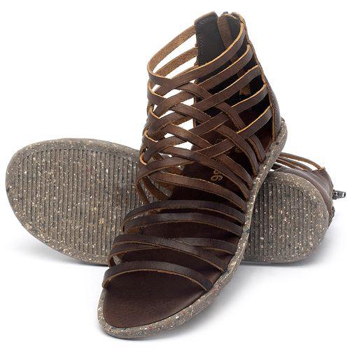 Laranja_Lima_Shoes_Sapatos_Femininos_Sandalia_Rasteira_Flat_em_Couro_Marrom_-_Codigo_-_137307_2