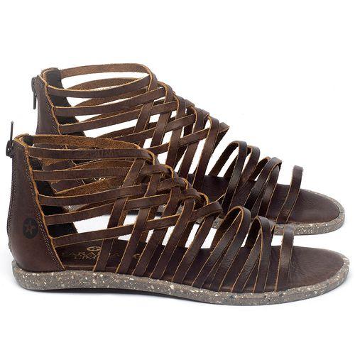 Laranja_Lima_Shoes_Sapatos_Femininos_Sandalia_Rasteira_Flat_em_Couro_Marrom_-_Codigo_-_137307_1