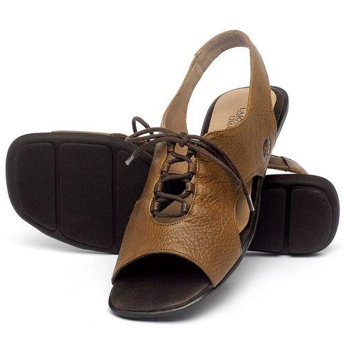 Laranja_Lima_Shoes_Sapatos_Femininos_Sandalia_Rasteira_Flat_em_Couro_Caramelo_-_Codigo_-_9481_2
