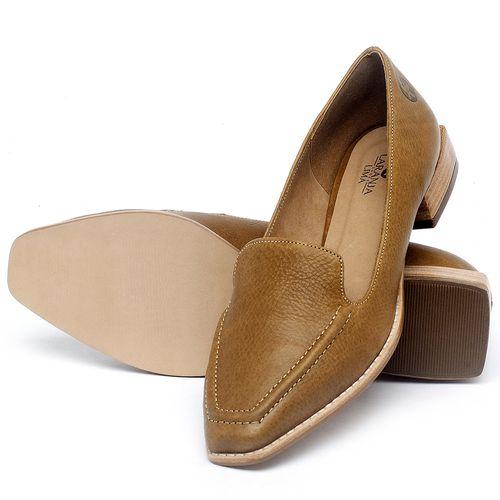 Laranja_Lima_Shoes_Sapatos_Femininos_Sapato_Laranja_Lima_Shoes_Salto_de_25_cm_em_Couro_Caramelo_-_Codigo_-_9484_2