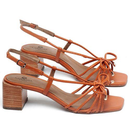 Laranja_Lima_Shoes_Sapatos_Femininos_Sandalia_Laranja_Lima_Shoes_Classic_em_Couro_Laranja_-_Codigo_-_9488_1