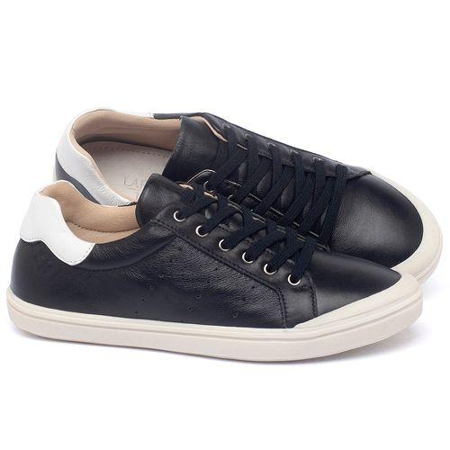 Laranja_Lima_Shoes_Sapatos_Femininos_Tenis_Cano_Baixo_em_Couro_Preto_-_Codigo_-_56207_1