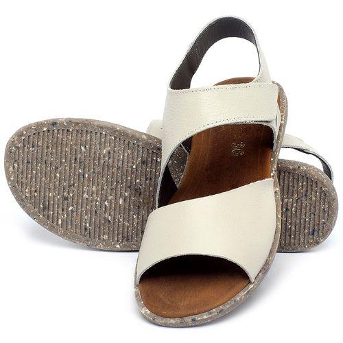 Laranja_Lima_Shoes_Sapatos_Femininos_Sandalia_Rasteira_Flat_em_Couro_Off-White_-_Codigo_-_137308_2