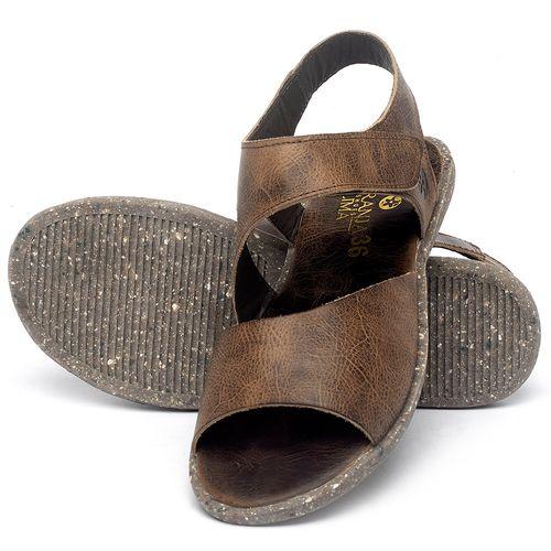 Laranja_Lima_Shoes_Sapatos_Femininos_Sandalia_Rasteira_Flat_em_Couro_Marrom_-_Codigo_-_137308_2
