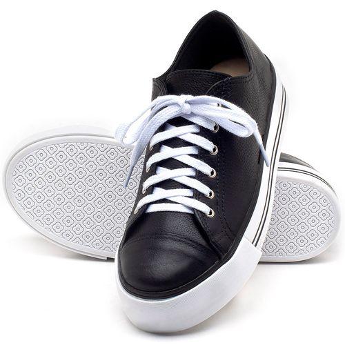 Laranja_Lima_Shoes_Sapatos_Femininos_Tenis_Cano_Baixo_em_Couro_Preto_-_Codigo_-_9446_2