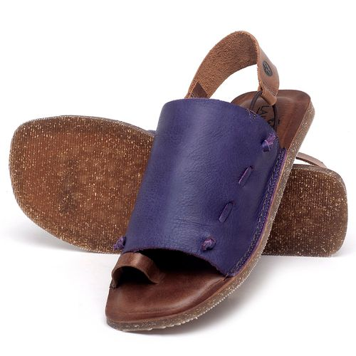 Laranja_Lima_Shoes_Sapatos_Femininos_Sandalia_Rasteira_Flat_em_Couro_Roxo_-_Codigo_-_141154_2