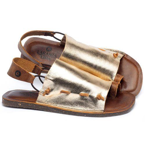 Laranja_Lima_Shoes_Sapatos_Femininos_Sandalia_Rasteira_Flat_em_Couro_Metalizado_-_Codigo_-_141154_1