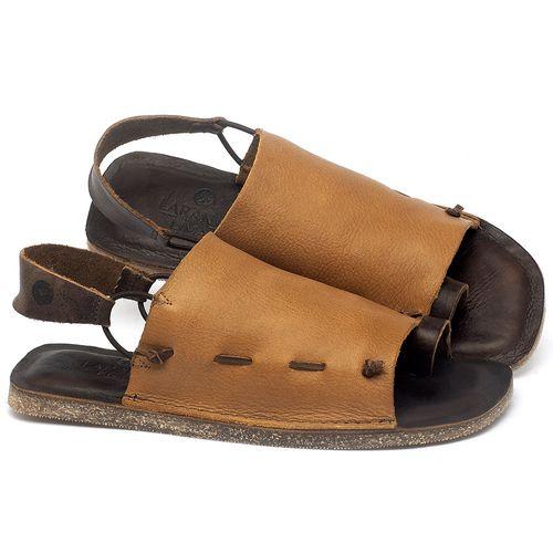 Laranja_Lima_Shoes_Sapatos_Femininos_Sandalia_Rasteira_Flat_em_Couro_Amarelo_-_Codigo_-_141154_1