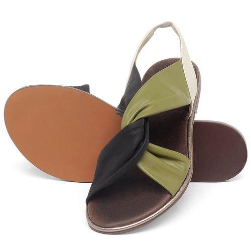 Laranja_Lima_Shoes_Sapatos_Femininos_Sandalia_Rasteira_Flat_em_Couro_Multicolor_-_Codigo_-_3654_2