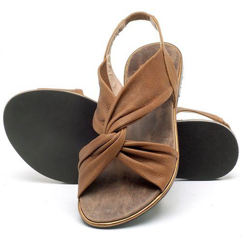 Laranja_Lima_Shoes_Sapatos_Femininos_Sandalia_Rasteira_Flat_em_Couro_Caramelo_-_Codigo_-_3654_2