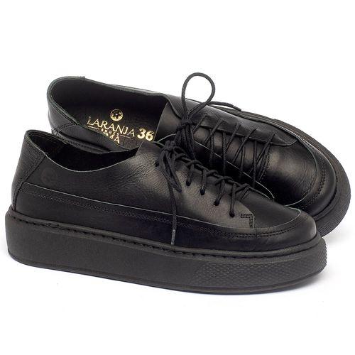 Laranja_Lima_Shoes_Sapatos_Femininos_Tenis_Cano_Baixo_em_Couro_Preto_-_Codigo_-_137282_1