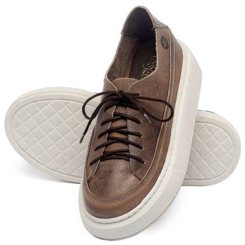 Laranja_Lima_Shoes_Sapatos_Femininos_Tenis_Cano_Baixo_em_Couro_Marrom_-_Codigo_-_137282_2
