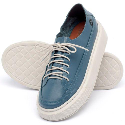 Laranja_Lima_Shoes_Sapatos_Femininos_Tenis_Cano_Baixo_em_Couro_Azul_-_Codigo_-_137282_2
