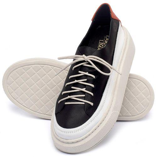 Laranja_Lima_Shoes_Sapatos_Femininos_Tenis_Cano_Baixo_em_Couro_P_-_B_-_Codigo_-_137282_2
