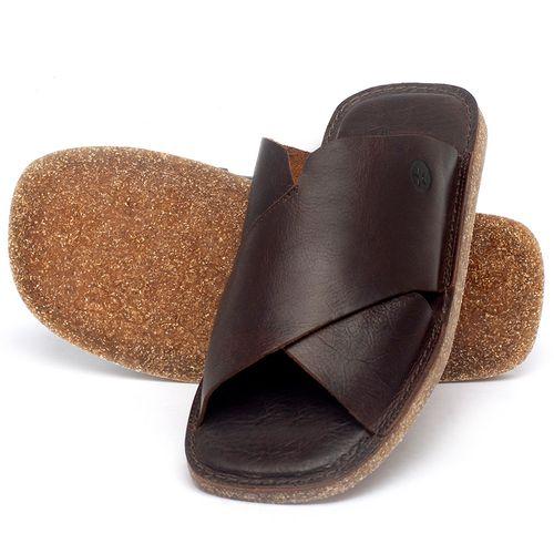 Laranja_Lima_Shoes_Sapatos_Masculinos_Rasteira_em_Couro_Marrom_-_Codigo_-_141181_2